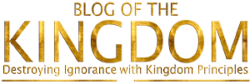 Blog Of The Kingdom