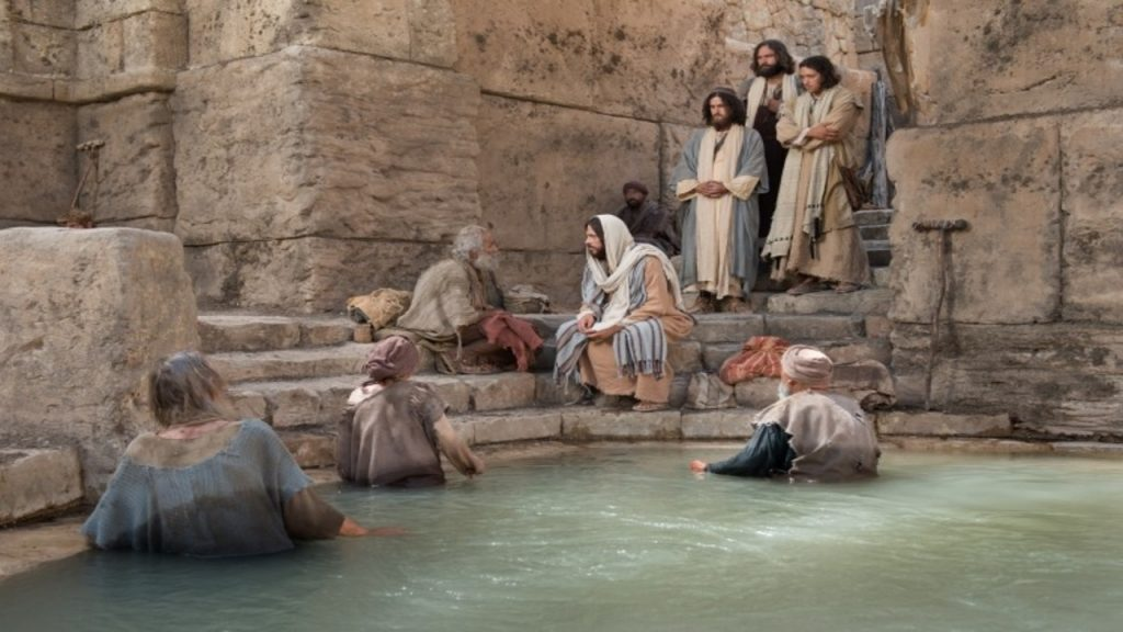 Image result for pool of bethesda